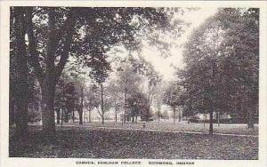 Indiana Richmond Campus Earlham College Albertype
