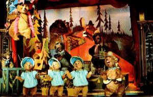 Florida Walt Disney World The Country Bear Jamboree