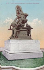 California San Francisco Donahue Monument