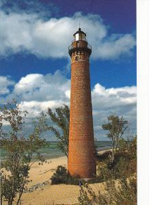 Little Point Sable Lighthouse Lake Michigan Mears Michigan