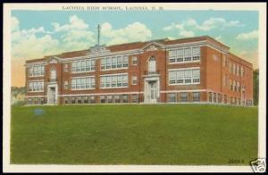 Laconia, N.H., Laconia High School (1930s)
