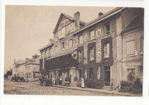 France Gonneville La Mallet Hotel Hostellerie des Vieux Plats Neurdein Postcaard