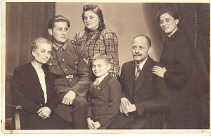 Germany - Third Reich Soldier and Family