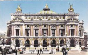 France Paris Theatre de l'Opera Photo