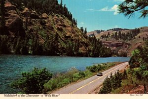 Middlefork of the Clearwater River,ID BIN