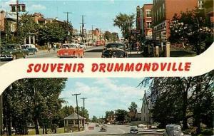 Canada, Quebec, Drummondville, Boulevard Mercure, et la Rue Lindsay, UNIC