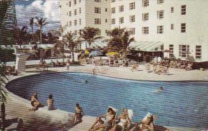 Florida Miami Beach The Coronado Hotel Pool Cabana Club