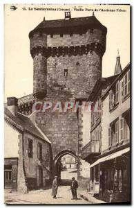 Old Postcard The Underground Vleille Gate of Old Prison