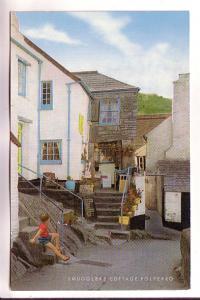 Smuggler's Cottage, Polperro, England