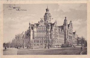 LEIPZIG, Neves Rathaus, Saxony, Germany, PU-1915