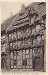 Gildehaus (Fruher Demmersches Haus), Braunschweig, Germany, 1900-1910s