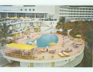 Unused Pre-1980 VIRGIN ISLE HOTEL St. Thomas USVI hr4918