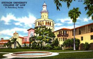 Florida St Petersburg Stetson University College Of Law
