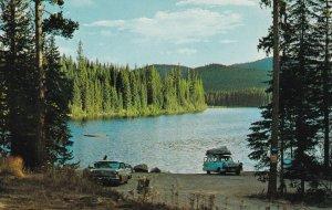 NANCY GREEN LAKE , B.C. , Canada , 50-60s