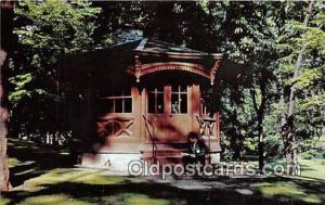 Elmira, NY, USA Postcard Post Card Mark Twain's Study, Elmira College