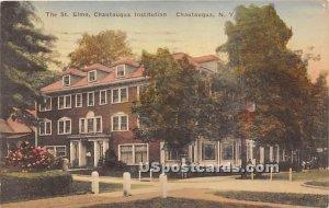 St Elmo Chautauqua Institute - New York