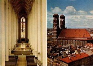 Germany Muenchen Frauenkirche