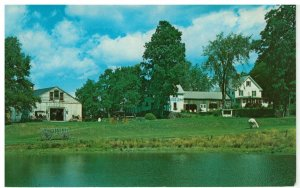 Postcard - The Coach House Museum Horse Drawn Vehicles, Keene, New Hampshire