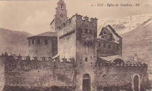 Eglise Des Templiers, Luz (Pyrenees-Atlantiques), France, 1900-1910s
