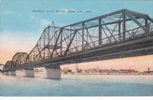 Iowa Sioux City Missouri River Bridge