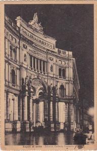 Italy Naples di nutto Esterno Galleria Umberto