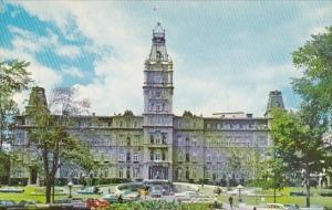 Canada The Province Of Quebec Government Buildings Quebec Montreal Quebec