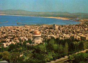 Bird's Eye View,Haifa,Israel BIN