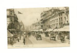 Mint London England RPPC Postcard Regent Street