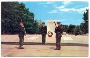 Tomb Of The Unknowns Americans Who Fell In Both World Wars & in The Korean Wa...