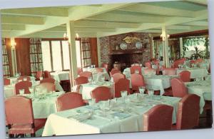 Coonamessett Inn - Breakfast Room - Falmouth, Cape Cod, Massachusetts