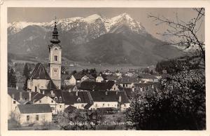 Oesterreich Trofaiach m. Vordernberger Mauer AK 1950