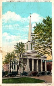 Virginia Petersburg Tabb Street Presbyterian Church 1934 Curteich