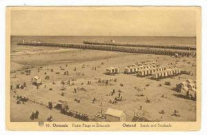 Petite Plage et Estacade, Ostende (West Flanders), Belgium, 00-10s
