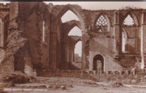 England Wharfdale Bolton's Abbey Real Photo