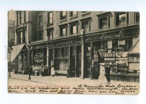 247855 UK LONDON WEST KENSINGTON Barons Court Terrace shops PC