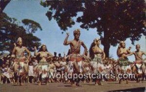 Danse Tahitienne Tahiti French Polynesia Unused
