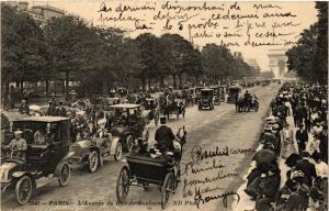 CPA PARIS 16e-Avenue du Bois de Boulogne (326166)