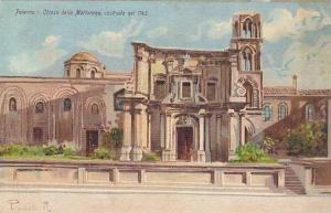 PALERMO, Cheisa della Martorana, construita nel 1143, Sicily, Italy, 10-20s