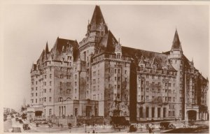 RP; OTTAWA, Ontario, Canada, 20-40s; Chateau Laurier Hotel
