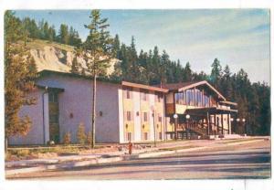 The Lobstick Motor Lodge, Jasper, Canada, 40-60s
