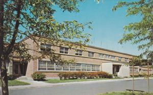 Exterior,  State Police Headquarters Bldg.,  Loudonville,  New York,  40-60s