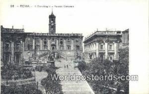 Roma, Italy, Italia II Campidoglio  II Campidoglio