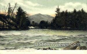 Saco River Conway NH Unused