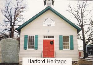 McComas Institute Freedmen's Bureau School Harford County Maryalnd