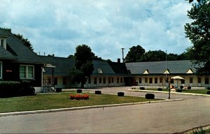 Kentucky Bardstown The Wilson Motel