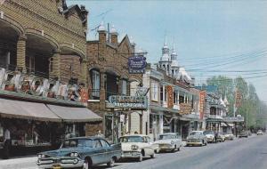 La Rue Principale , LOUISEVILLE , Canada , PU-1969