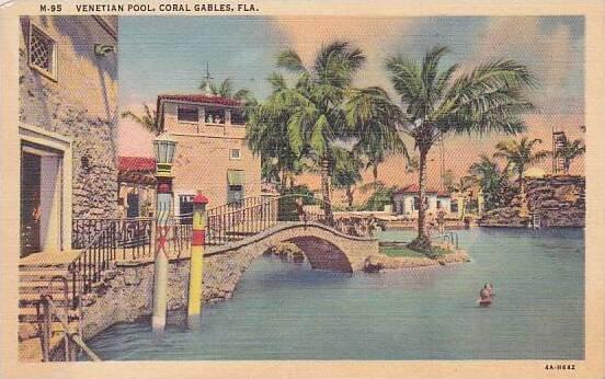 Florida Coral Gables Venetian Pool