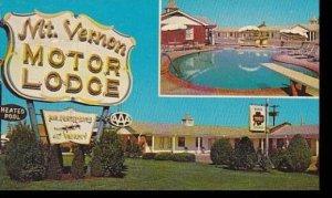 Missouri Springfield Mt Vernon Motor Lodge