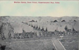 Cuba Guantanamo Bay Marine Camp Deer Point