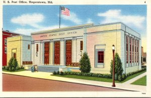 Maryland Hagerstown Post Office